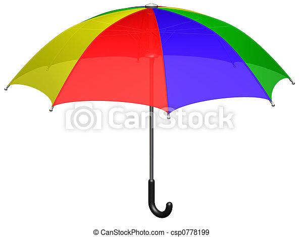 parapluie - csp0778199