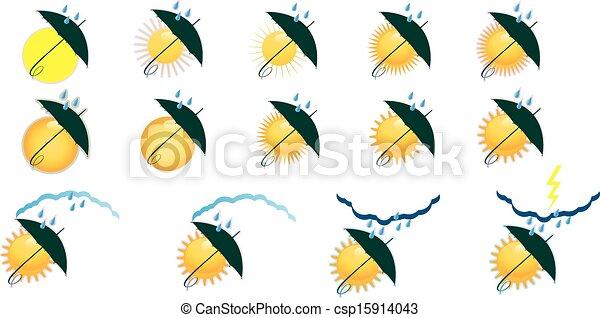 parapluie - csp15914043