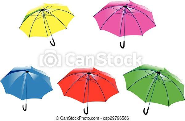 parapluie - csp29796586