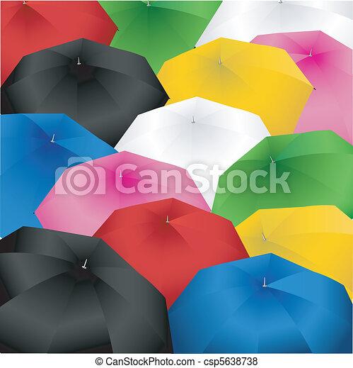 parapluie - csp5638738