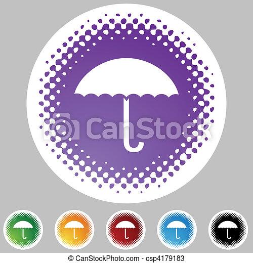 parapluie - csp4179183