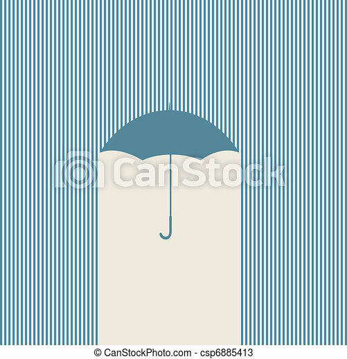 parapluie - csp6885413