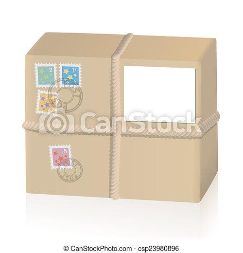 Parcel - csp23980896