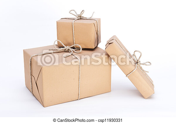 parcels ready for dispatch - csp11930331