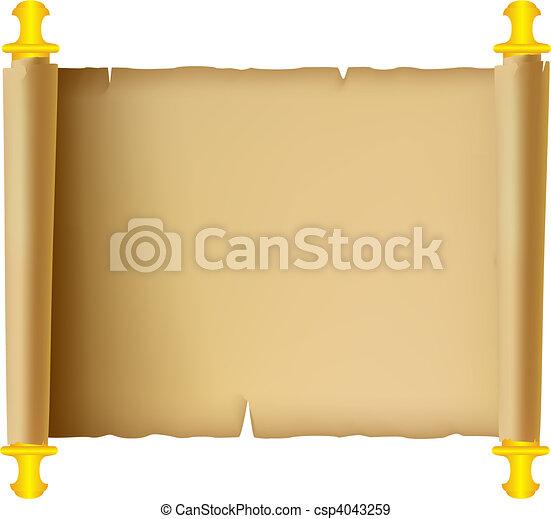 Parchment - csp4043259