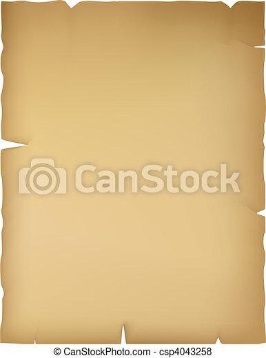 Parchment - csp4043258