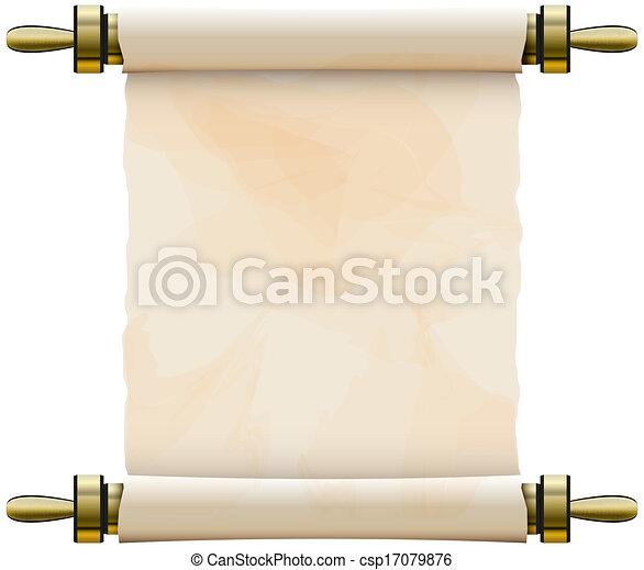 Parchment - csp17079876