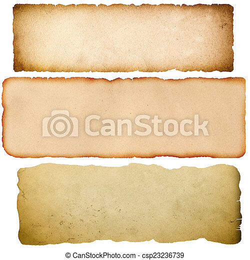 parchment., oud, grunge - csp23236739