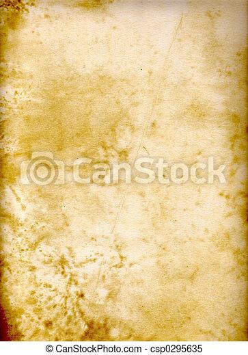 Parchment paper - csp0295635