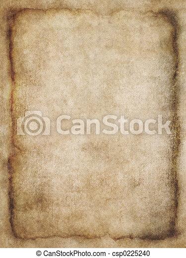 Parchment texture 3 - csp0225240