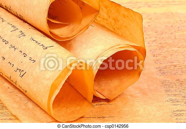Parchments - csp0142956