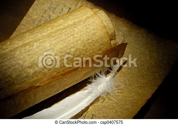 parchments - csp0407575