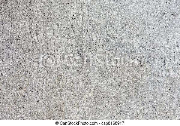 Grunge rompió la pared de hormigón - csp8168917