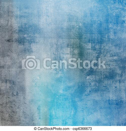 Un muro de estuco italiano - csp6366673