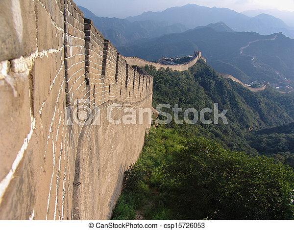 Gran muro chino - csp15726053