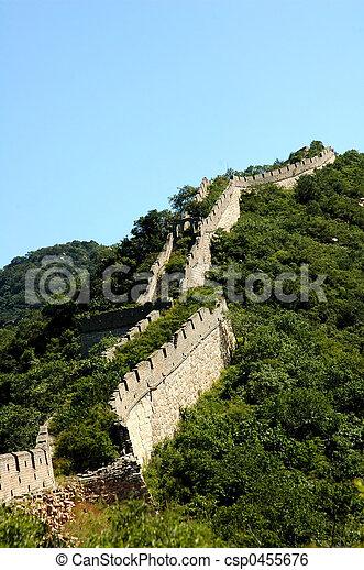 pared, grande - csp0455676