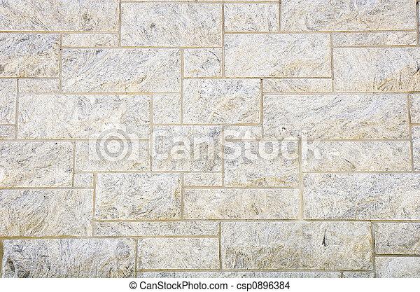 Granito de pared - csp0896384