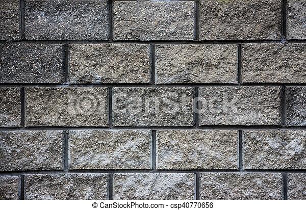 Pared gris ladrillos textura granito Gris pared textura