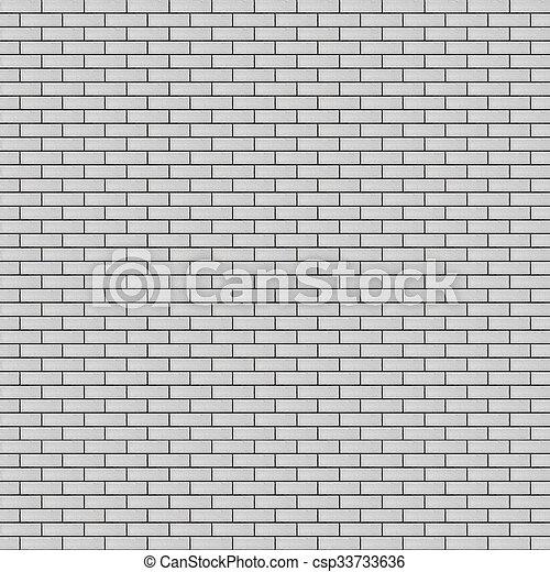 Textura de pared blanca - csp33733636