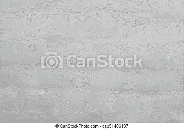 La ilustración de la pared gris - csp51406107