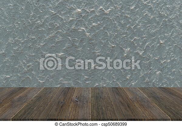 Un Fondo De Textura De Pared Con Terraza De Madera La