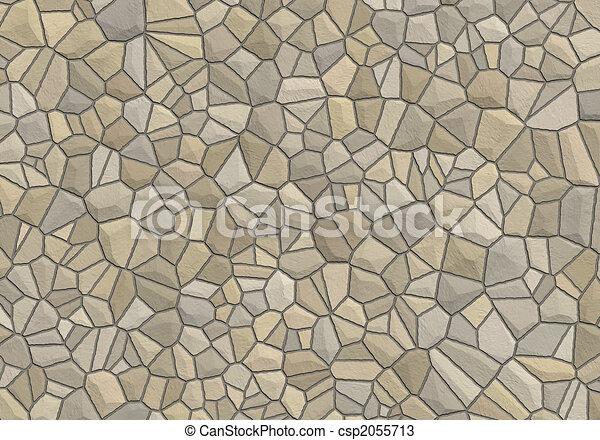 pared piedra ilustracin de archivo - Pared Piedra