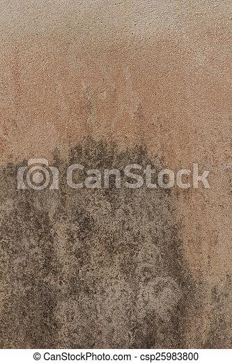 Vieja textura de pared y fondo - csp25983800