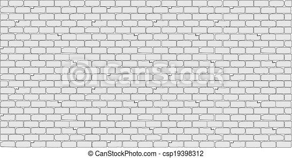 parede, cinzento - csp19398312