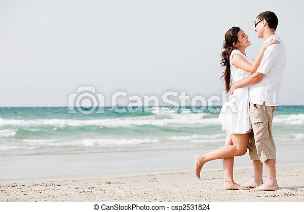 pareja, amor - csp2531824