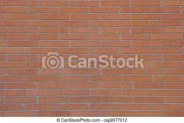 parete, fondo, abbronzatura, mattone - csp9377012