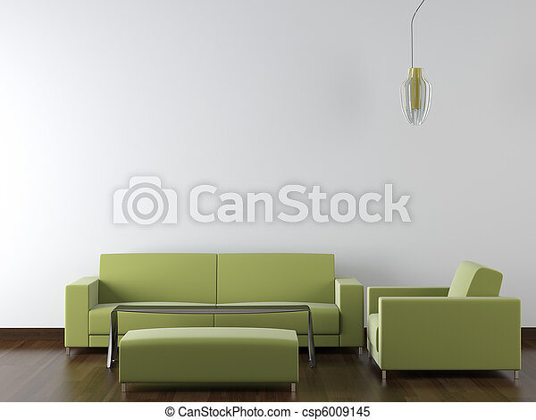 Interno dell appartamento moderno lounge cucina zona pranzo