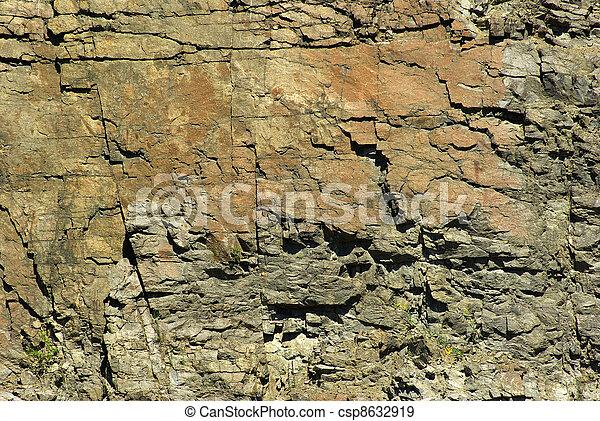 parete, struttura pietra - csp8632919