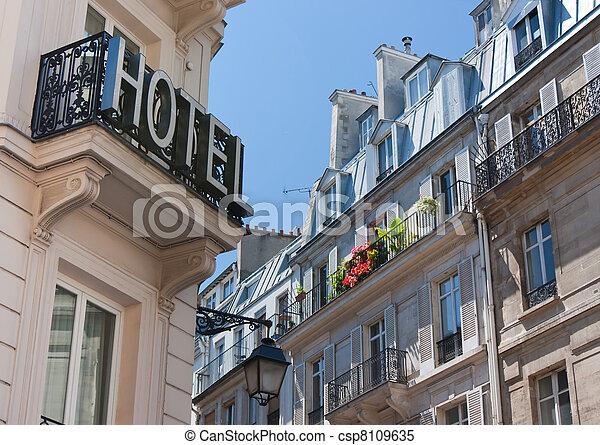 paris ホテル - csp8109635
