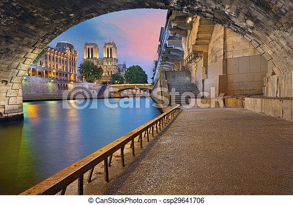 paris. - csp29641706