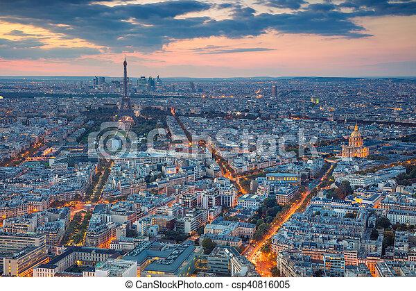 paris. - csp40816005