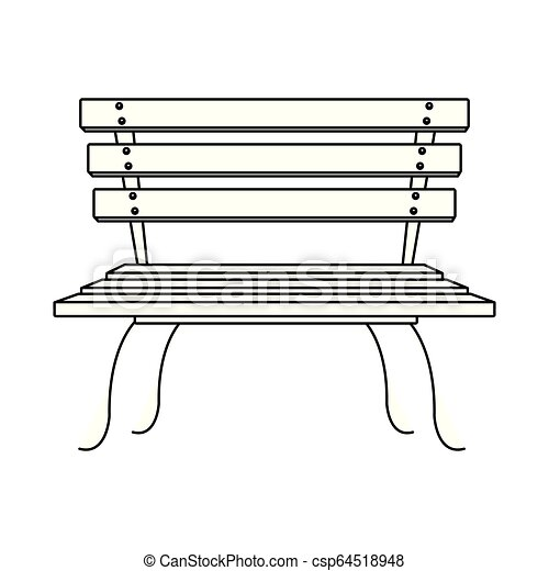 Pleasant Park Bench Cartoon Machost Co Dining Chair Design Ideas Machostcouk