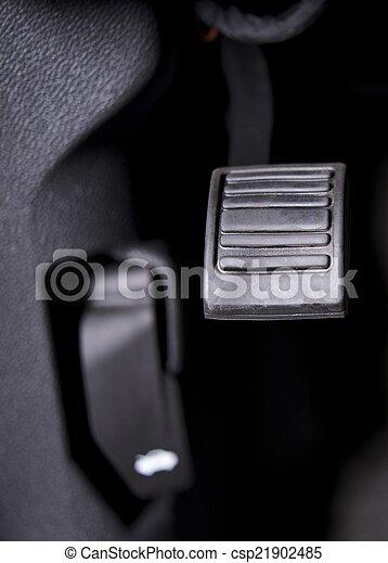 Parking Brake Pedal - csp21902485