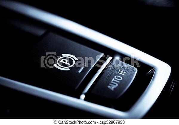 Parking brake - csp32967930