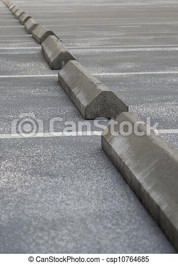Parking lot - csp10764685