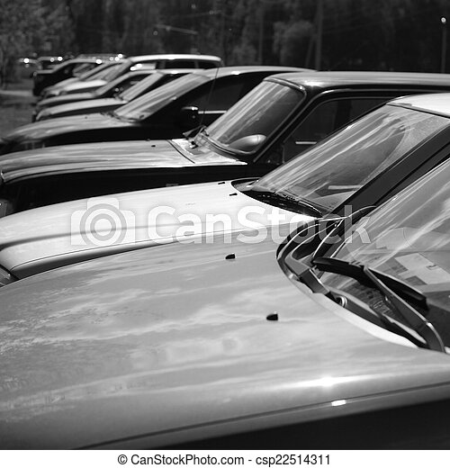 Parking - csp22514311