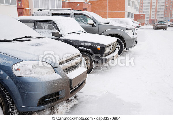 parking - csp33370984