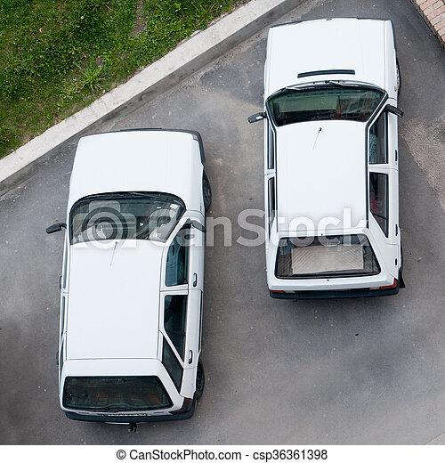 Parking - csp36361398