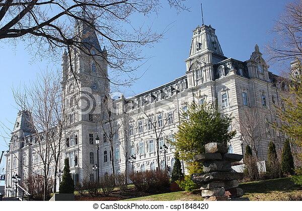 parliament building - csp1848420