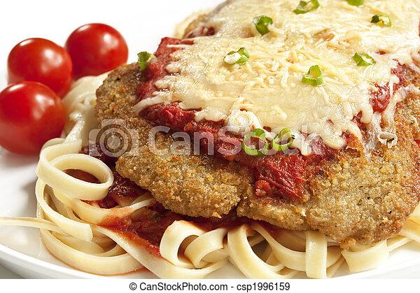 parmesan pollo - csp1996159