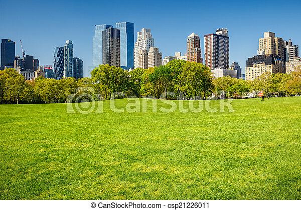 parque, central, york, nuevo - csp21226011