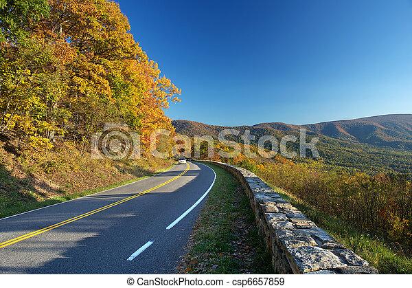 Parque Nacional Shenandoah - csp6657859