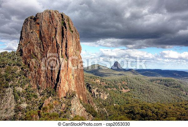 Parque Nacional Warrumbungle - csp2053030