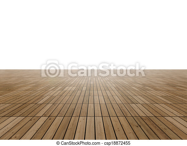 Parquet floor to horizon - csp18872455