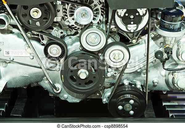 Part of car engine - csp8898554