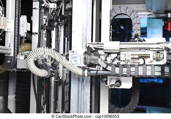 partes máquina, modernos - csp10096553